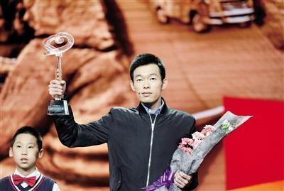 耶鲁毕业生海归当村官 跻身中国10大人物