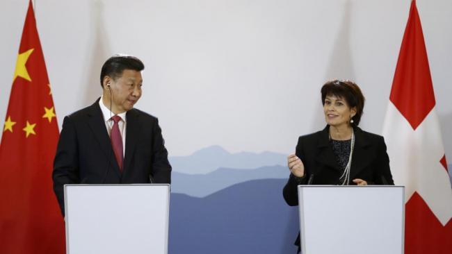 """瑞士不再承认""""西藏国籍"""""""