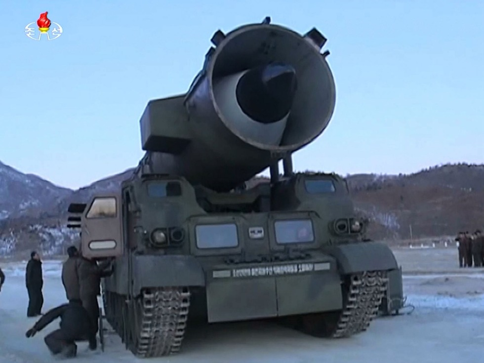 见风使舵 日本向中方施压制裁朝鲜