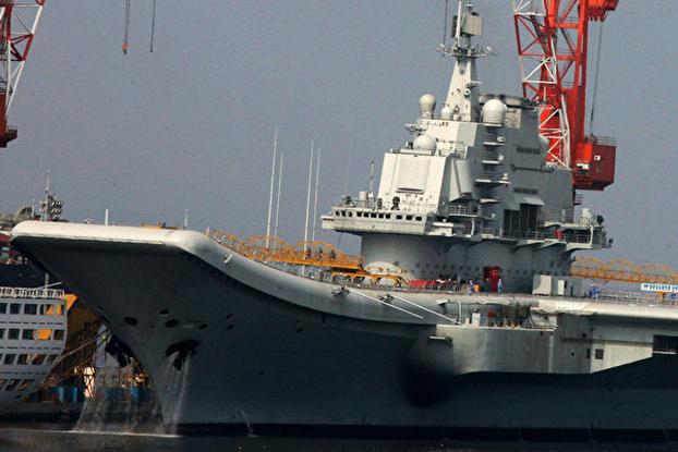 中国建第三艘航母 沿用前苏联战法
