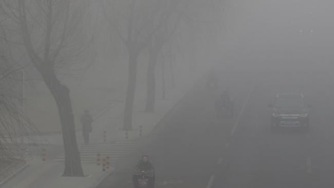 空气污染致死   中国印度合占世界一半