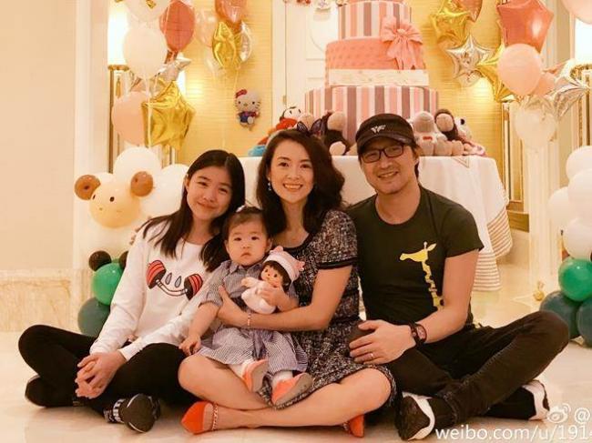 汪峰罕见谈二女儿 今年都4岁半了
