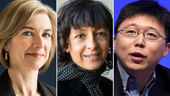 数十亿基因魔剪专利案:华裔科学家获胜