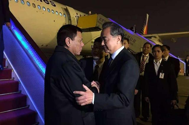 什么情况?杜特尔特1个月3次向中国求救