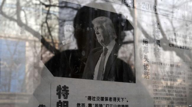 中国批准川普商标   引起一些美国人不安