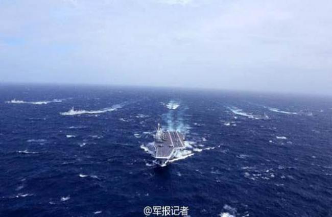 外媒说未来50年  中国必须进行6场战争