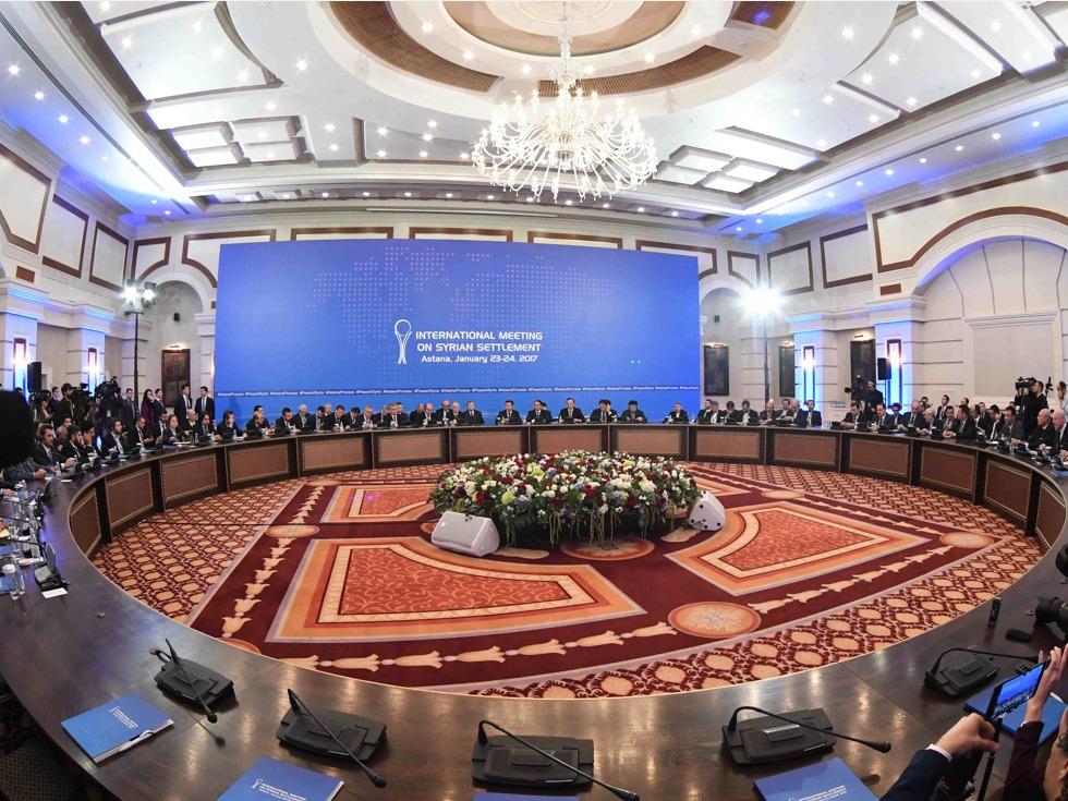 俄土交易叙利亚 伊朗造反莫斯科
