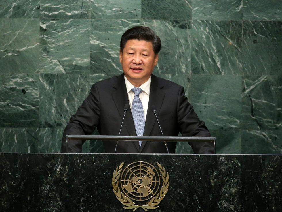 """中国再现领袖意向 习近平提""""两个引导"""""""