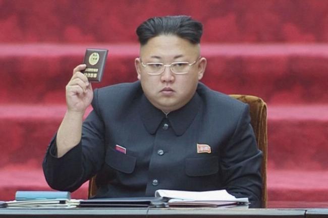 金正恩在中国有免死金牌