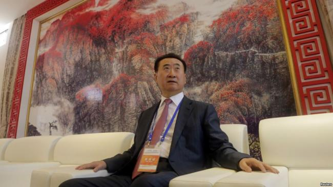 中国严控资本外流  王健林闯好莱坞受阻