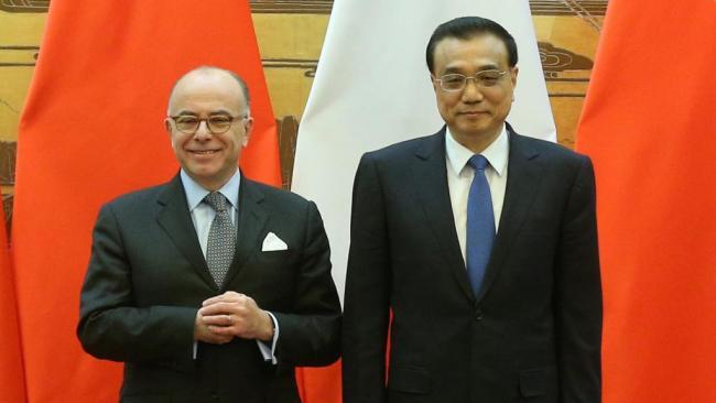 中国和法国签署《驾照互认协议》