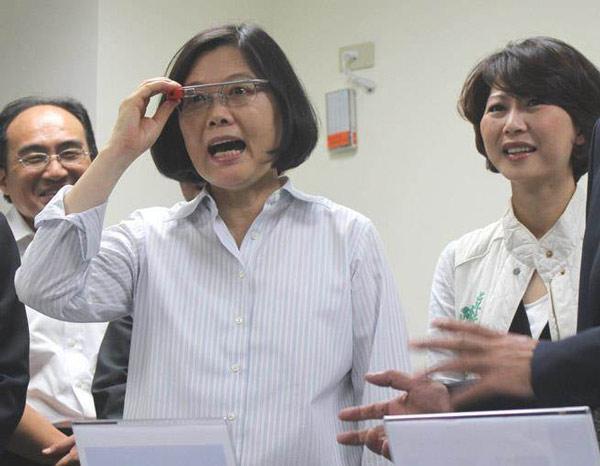 蔡英文终于做了件让台湾独步全球的事