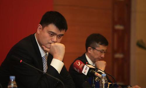 主席姚明的4大改革方案  全部遭否决