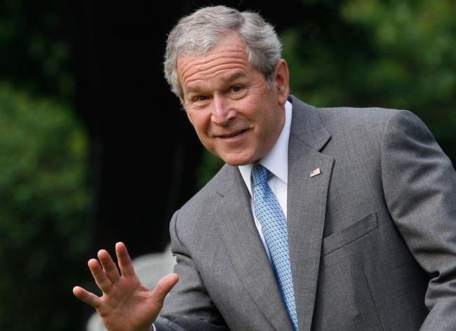 川普總統當得怎麼樣?听前總統們說說