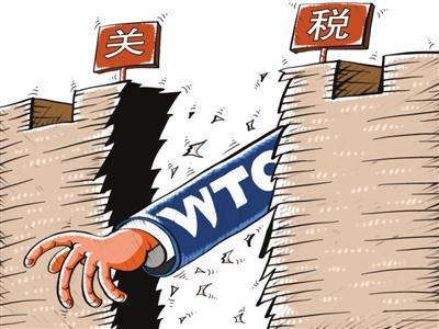 与川普针锋相对  中国公开为世贸站台