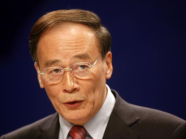 王岐山可能不愿意接受总理的职务