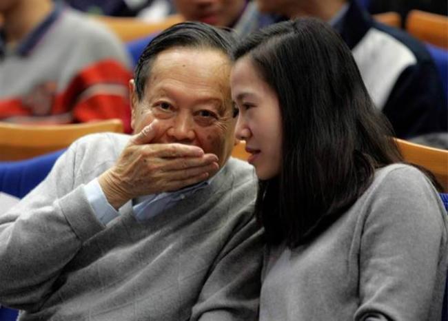 国民党将门女婿 杨振宁文革回国现实吗