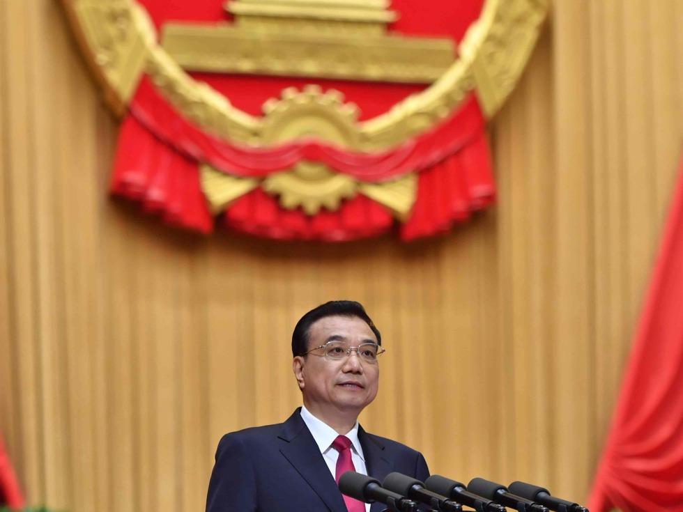 """张德江提醒香港 街头政治不能""""当饭吃"""""""