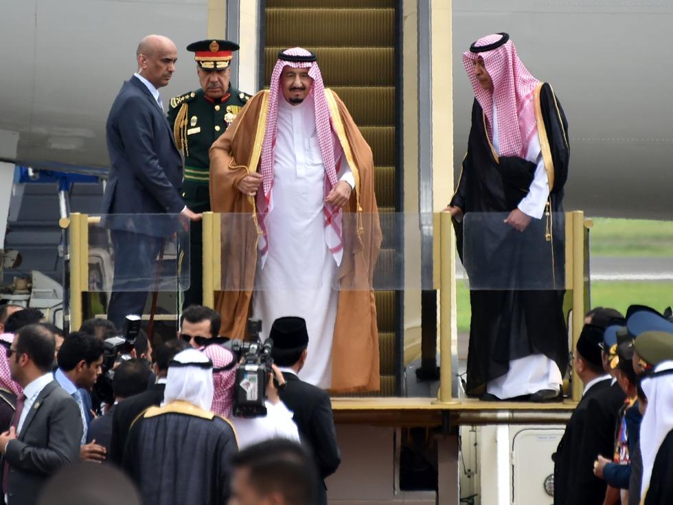 为保对华石油销售航线 沙特巨资购岛