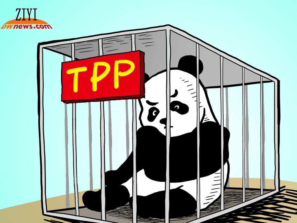 中国外事:北京若加入TPP将中日本圈套
