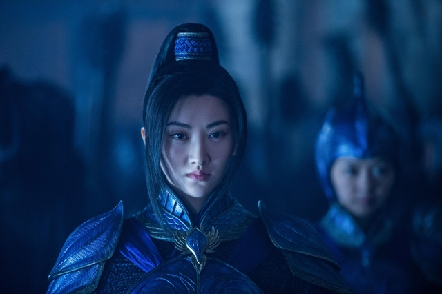 专属宠爱 景甜竟然是王健林的私生女?