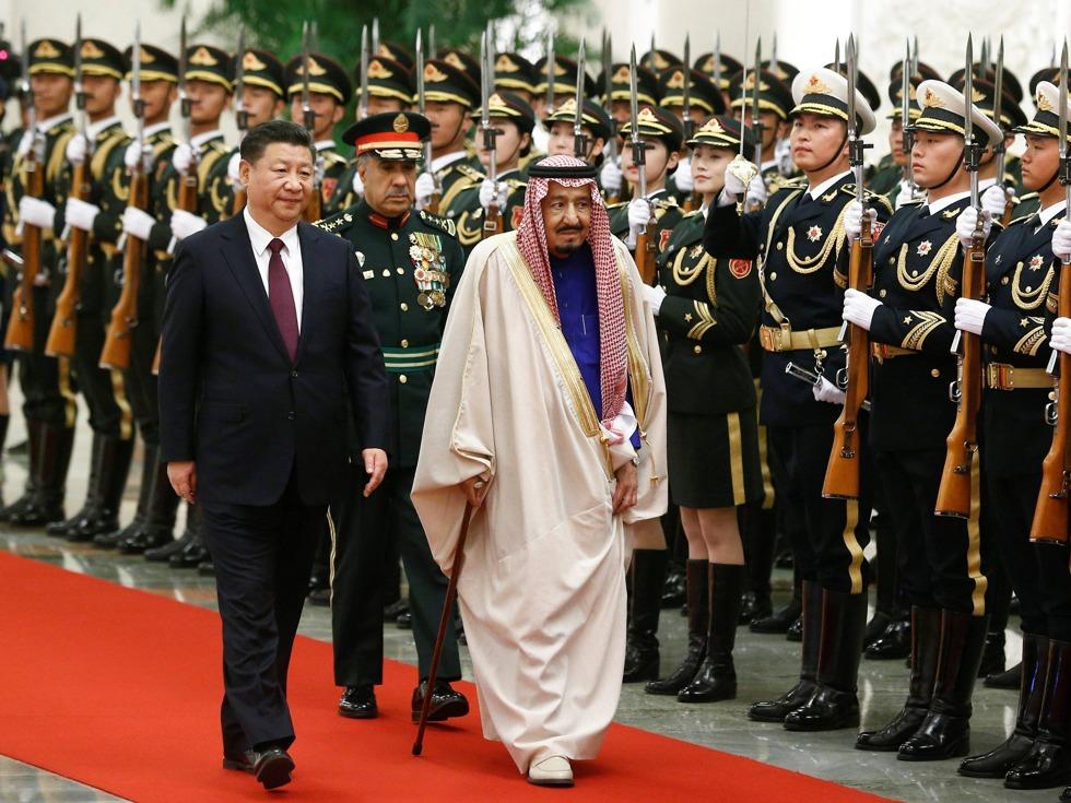 内忧外患与被迫转向 沙特国王访华三大破例