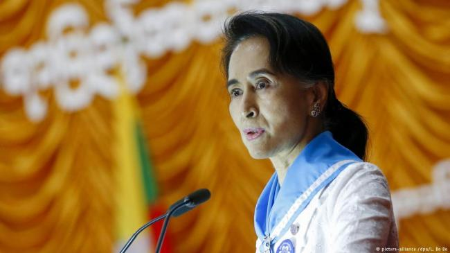 缅甸:昂山素季上台一年 和平仍遥遥无期