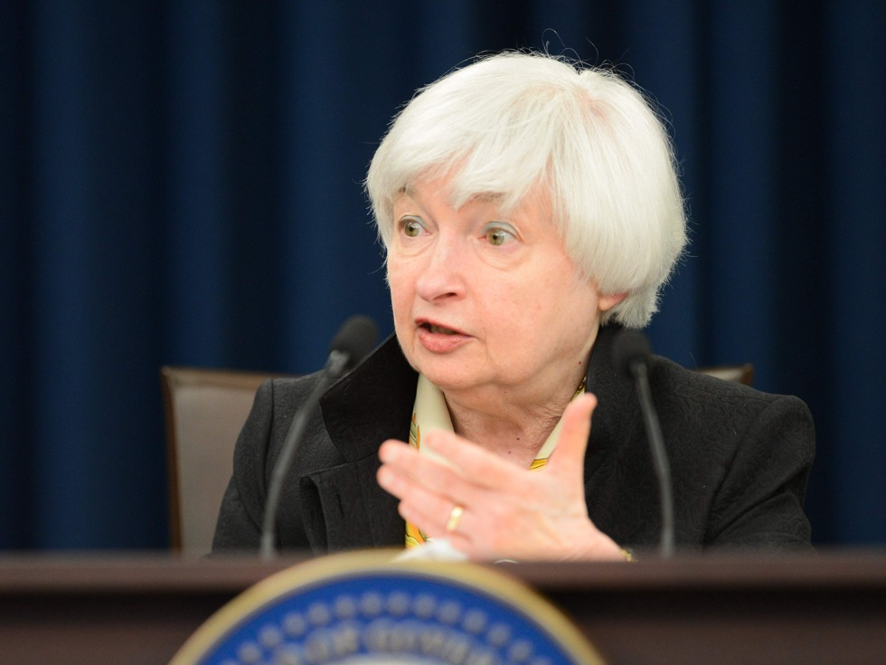西媒:美联储加息将促中国收紧货币政策