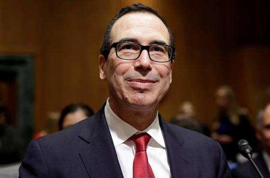 美财长:美元强势是好事 人民币直线跳水