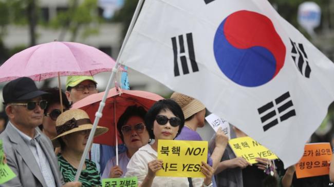 中国意借经济手段报复韩国部署萨德