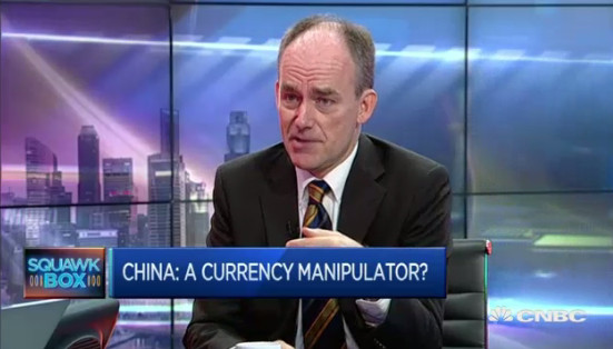 证据出来了 中国并非汇率操控国