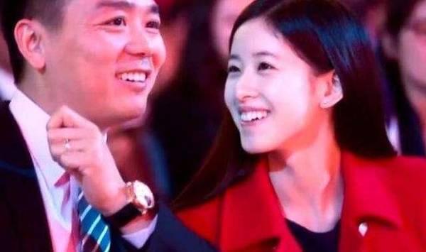 刘强东有一个亲妹妹 竟如此低调朴素