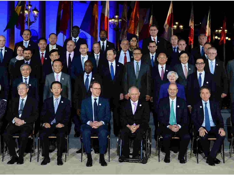 德国失败 G20首次不支持自由贸易