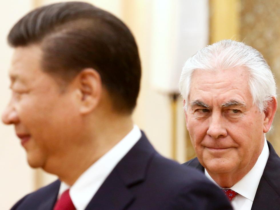 """北京:中美已着手准备""""习特会"""""""