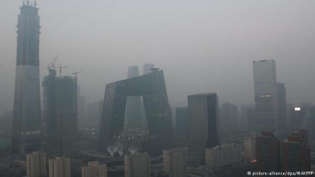 全球气候越暖 中国北方空气越脏