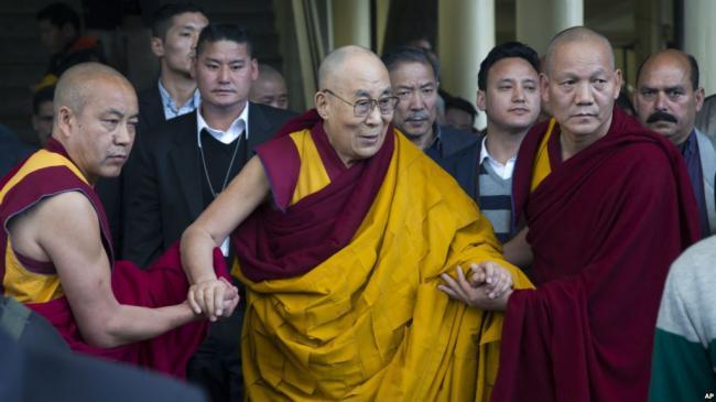 不顾北京 达赖喇嘛下月访阿鲁纳恰尔邦