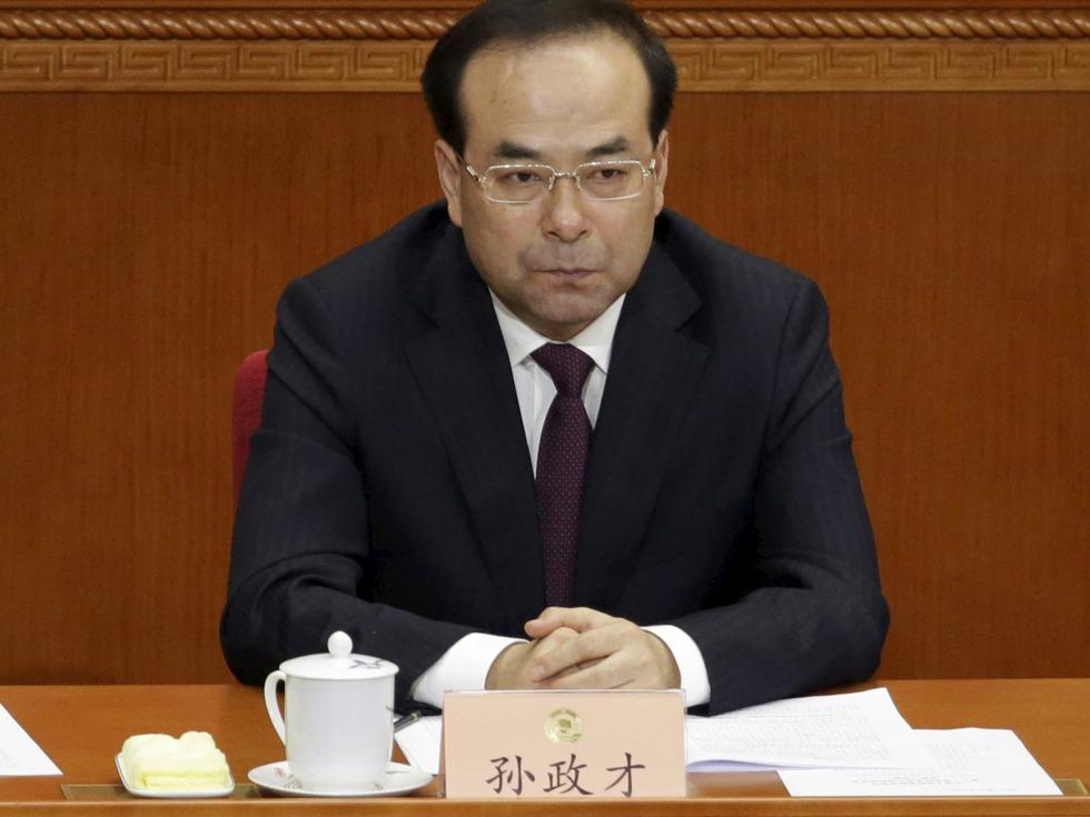 """重庆高调""""消毒"""" 中共政治明星进敏感期"""