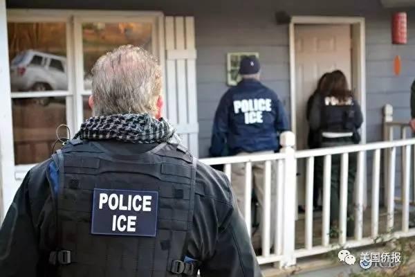 川普上任后 过万非法移民被抓