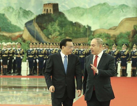 """以色列人看中国 """"有世界上最好的制度"""""""
