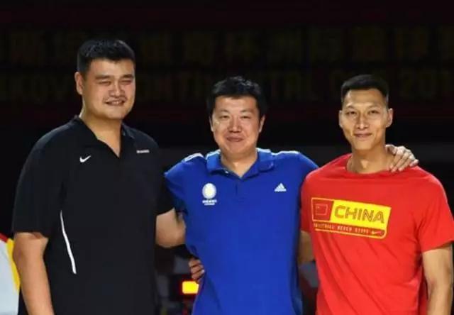 姚明爆料 王治郅或成中国男篮新主帅