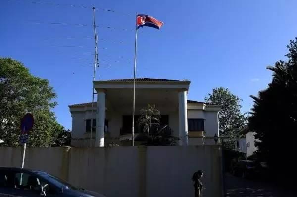 朝鲜已经穷疯了:出租使馆赚外汇 被叫停