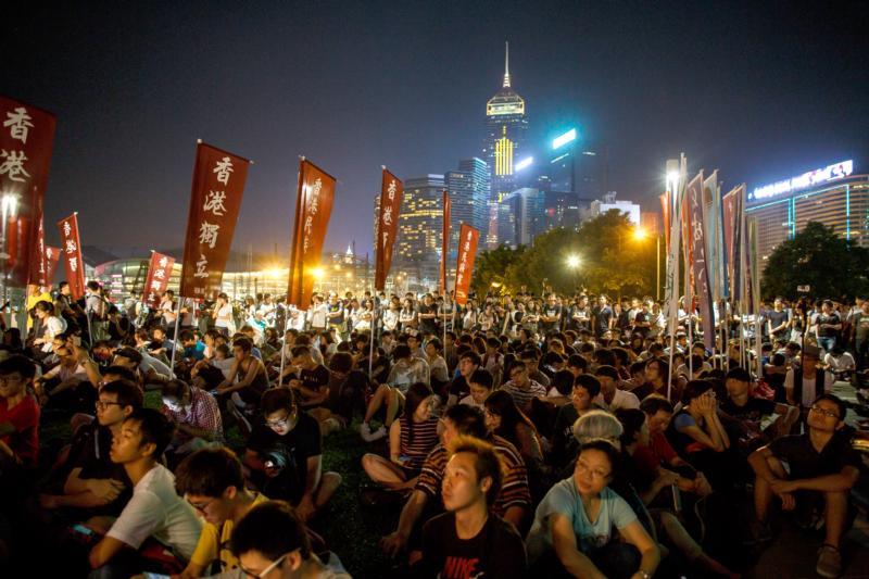 港独势力迅速退潮 香港政治告别激进化