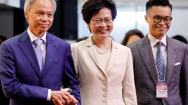 港中大学教授:选举结果凸显北京操纵?