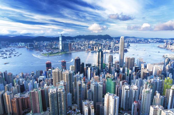 历史证明,香港的繁荣100%源于内地