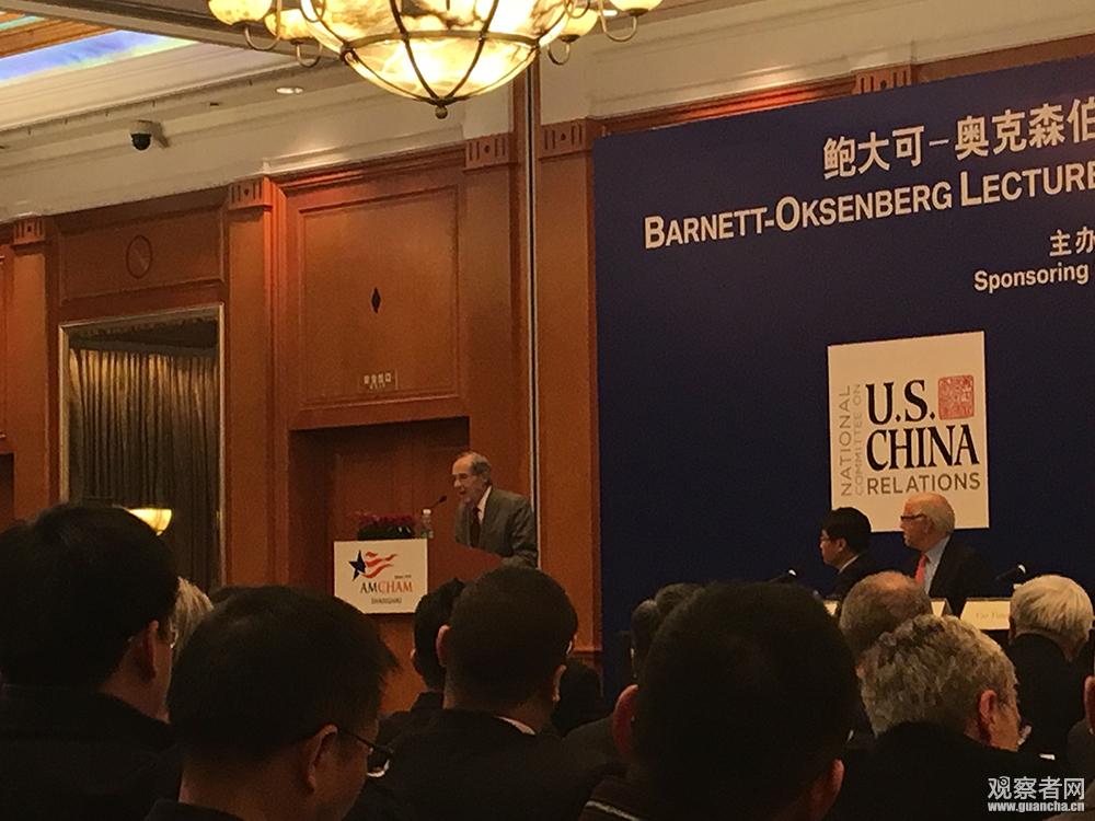 关于朝鲜问题 美国前国防部长这样说