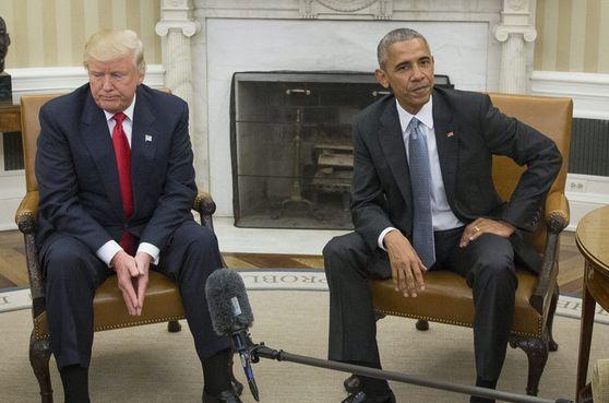 黑奥巴马那么狠 为什么川普自己放弃了?
