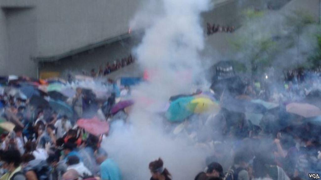 香港特首选举刚落幕 警方即清算占中者
