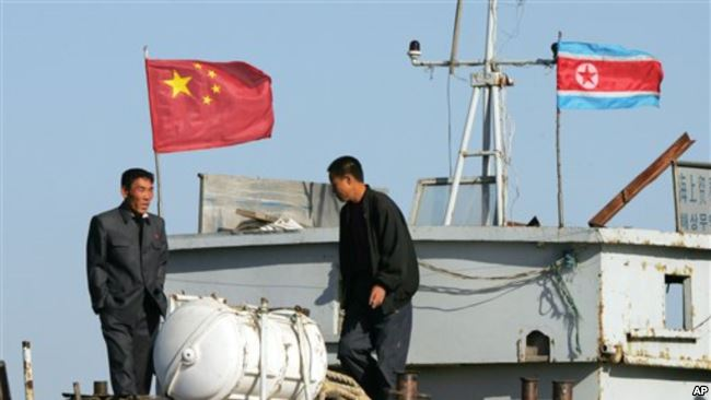 中国多家金融机构帮助朝鲜洗钱躲避制裁