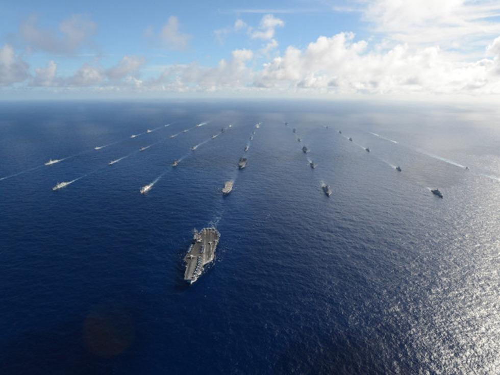 美议员提议拒绝中国 让台湾参加环太军演