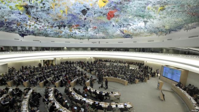 """联合国""""持续关注""""中国人权和西藏问题"""